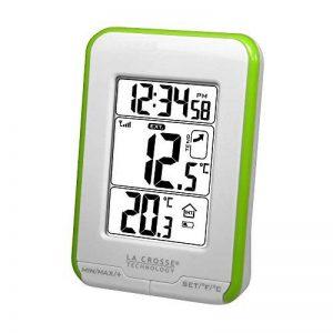 La Crosse Technology WS6810 Station de températures Intérieure/Extérieure - Vert de la marque La Crosse Technology image 0 produit