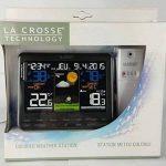 La Crosse Technology WS6825 - Station météo colorée - Noir de la marque La Crosse Technology image 1 produit