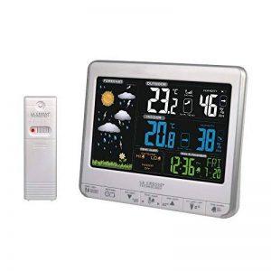 La Crosse Technology WS6826 Station météo colorée - Blanc de la marque La Crosse Technology image 0 produit