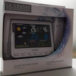 La Crosse Technology WS6826 Station météo colorée - Blanc de la marque La Crosse Technology image 1 produit