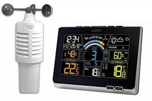 La Crosse Technology WS6860 Station météo colorée dédiée au vent - Noir de la marque La Crosse Technology image 0 produit