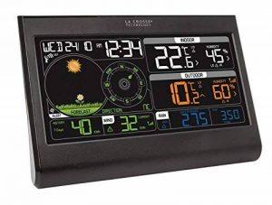 La Crosse Technology WS6868 Station météo colorée semi-pro - Noir de la marque La Crosse Technology image 0 produit