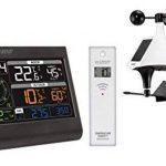 La Crosse Technology WS6868 Station météo colorée semi-pro - Noir de la marque La Crosse Technology image 1 produit