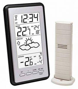 La Crosse Technology WS9130 Station météo avec Températures Intérieur/Extérieur - Noir de la marque La Crosse Technology image 0 produit