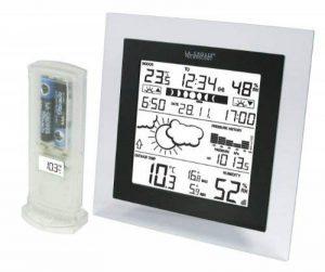 La Crosse Technology WS9257 Station Météo complète - Transparent/Noir de la marque La Crosse Technology image 0 produit