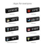 LaMetric Time : horloge Wi-Fi avec applications de la marque LaMetric image 3 produit