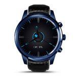 LEM5 Pro Smartwatch Android 5.1 Quad Core 1.3 GHz 2 GB / 16 GB 2 G / 3G Smartwatch WiFi Podomètre Bluetooth Nano SIM WIFI GPS (Bleu) de la marque LEMFO image 1 produit