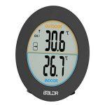 MagiDeal Horloge Numérique LCD Thermomètre Hygrometer Cristaux Liquide Électronique Compteur de la marque MagiDeal image 3 produit