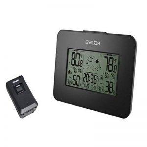 MagiDeal Numérique LCD Intérieur Température Humidité Thermomètre Hygromètre + Sonde Sans Fil de la marque MagiDeal image 0 produit