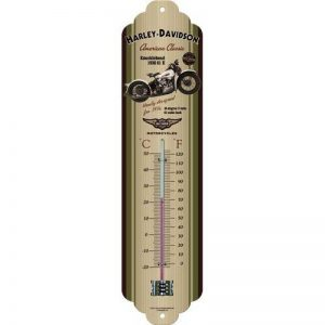 Nostalgic-Art 80139Harley-Davidson–Knucklehead, thermomètre de la marque Nostalgic-Art image 0 produit