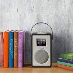 NUMAN Mini Two - Radio Internet WiFi LAN et tuner DAB+ numérique avec lecteur réseau (tuner radio FM, fonctions réveil, Bluetooth) - noir de la marque Numan image 6 produit