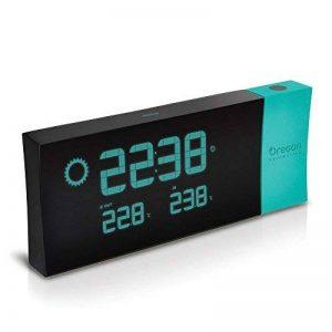 Oregon Scientific BAR 223P - Réveil station météo avec projection de l'heure (bleu) de la marque Oregon Scientific image 0 produit