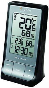Oregon Scientific RAR 213 HG Thermo Hygro Intérieur/Extérieur Bluetooth Gris/Noir de la marque Oregon Scientific image 0 produit
