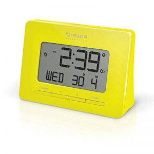 Oregon Scientific RM938 Yellow Dual Alarm Atomic Time & Calendar with Snooze by Oregon Scientific de la marque image 0 produit