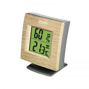 Otio - Thermomètre/Hygromètre HH-22 bois de la marque Otio image 0 produit
