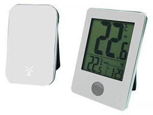 Otio Thermomètre int/ext sans fil Blanc de la marque Otio image 0 produit