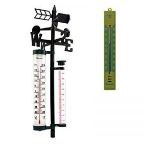 pluviomètre thermomètre extérieur TOP 10 image 0 produit