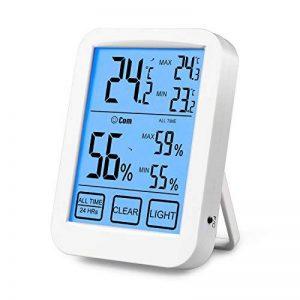 pluviomètre thermomètre extérieur TOP 12 image 0 produit