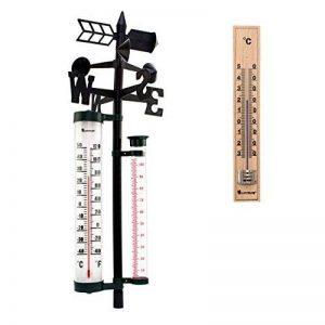pluviomètre thermomètre extérieur TOP 9 image 0 produit