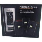 Precision radio-pilotée Multi: Horloge + 3unités de capteur Prec0114 de la marque Precision image 3 produit