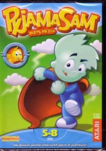 Pyjama Sam Heros Meteo de la marque Atari image 0 produit