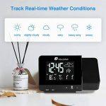 radio réveil station météo TOP 13 image 4 produit