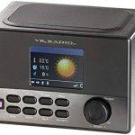 Radio-réveil Internet Wi-Fi IRS-600 et station de chargement USB de la marque VR-RADIO image 4 produit