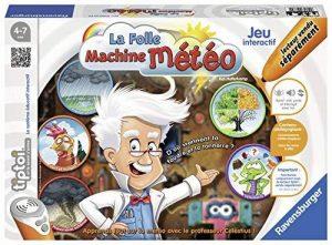 Ravensburger 00784 - Jeu Interactif Tiptoi La Folle Machine Météo de la marque Ravensburger image 0 produit