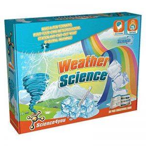 Science4you météo Science kit jouet éducatif Tige jouet de la marque Science4you image 0 produit