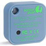 SensorPush Capteur Moniteur de Température et d'Humidité Sans Fil – Thermomètre Hygromètre Bluetooth pour Smartphone, iPhone, Appareil Android - Facile d'Utilisation – Intérieur et Extérieur - Fonction Alarme de la marque SensorPush image 2 produit
