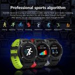 SMART Watch, montre de sport avec altimètre/baromètre/thermomètre et GPS intégré, fitness tracker pour la course à pied, la randonnée et l'escalade, IP67étanche moniteur de fréquence cardiaque pour hommes, femmes et aventuriers. de la marque DTNO.I image 2 produit
