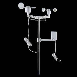 SparkFun Sen-08942 météo kit de mesure pour Speed/direction du vent et pluie–Blanc de la marque SparkFun image 0 produit
