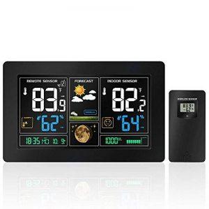 station météo avec baromètre TOP 9 image 0 produit