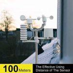 station météo sans fil avec pluviomètre TOP 7 image 4 produit