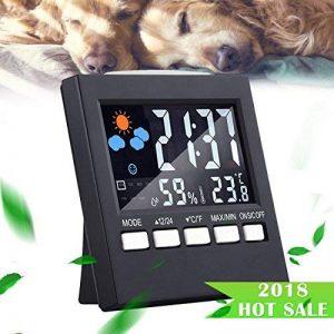 station météo alimentation électrique TOP 10 image 0 produit