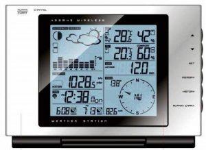 station météo anémomètre sans fil TOP 0 image 0 produit