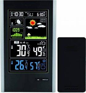 station météo anémomètre solaire TOP 10 image 0 produit