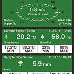 station météo anémomètre solaire TOP 3 image 4 produit