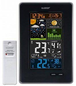station météo avec 5 capteurs TOP 4 image 0 produit