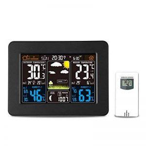 station météo avec alimentation secteur TOP 9 image 0 produit