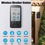 station météo avec capteur extérieur sans fil TOP 11 image 4 produit