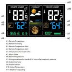 station météo avec capteur extérieur sans fil TOP 7 image 1 produit