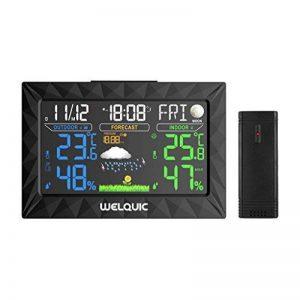 station météo avec capteur extérieur sans fil TOP 8 image 0 produit