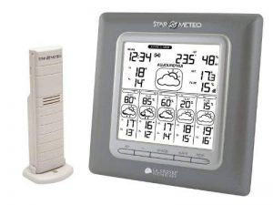 station météo avec hygrométrie TOP 1 image 0 produit