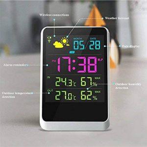 station météo avec taux humidité TOP 6 image 0 produit