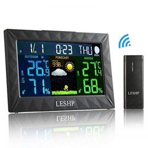 station météo avec température extérieure TOP 11 image 0 produit