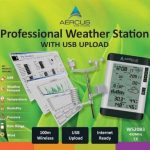 station météo avec vitesse du vent TOP 2 image 1 produit