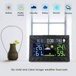 station météo colorée TOP 12 image 3 produit