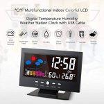 station météo horloge TOP 9 image 2 produit