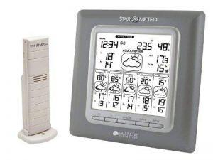 station météo hygrométrie intérieure extérieure TOP 0 image 0 produit